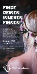 Flyer Finnsauna 2.4.17